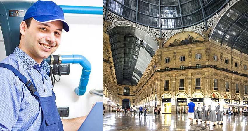 Idraulico Milano Corso Vercelli