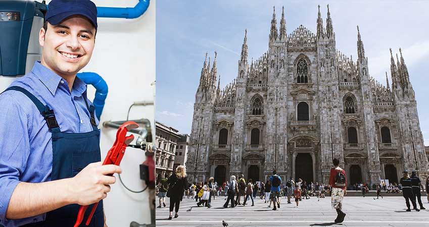 Idraulico Milano Viale Bremuda