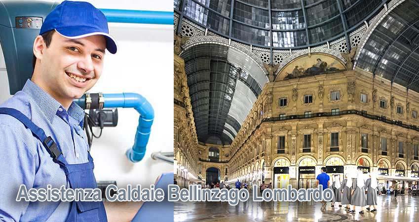Assistenza caldaie Bellinzago Lombardo Milano