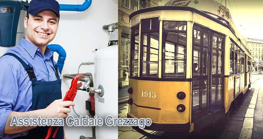 Assistenza caldaie Grezzago Milano