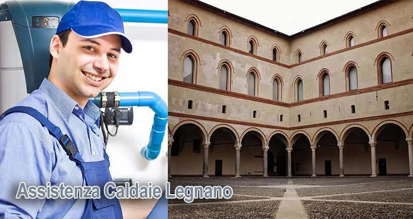 Assistenza caldaie Legnano Milano