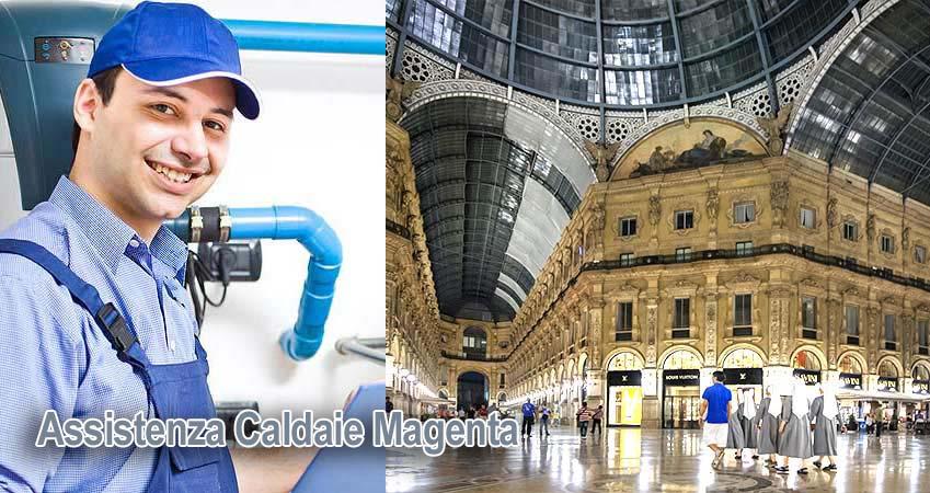 Assistenza caldaie Magenta Milano