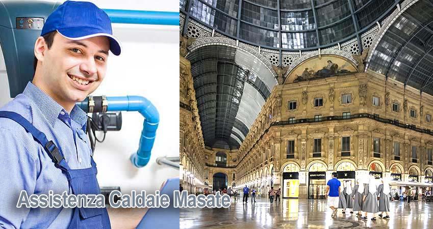 Assistenza caldaie Masate Milano