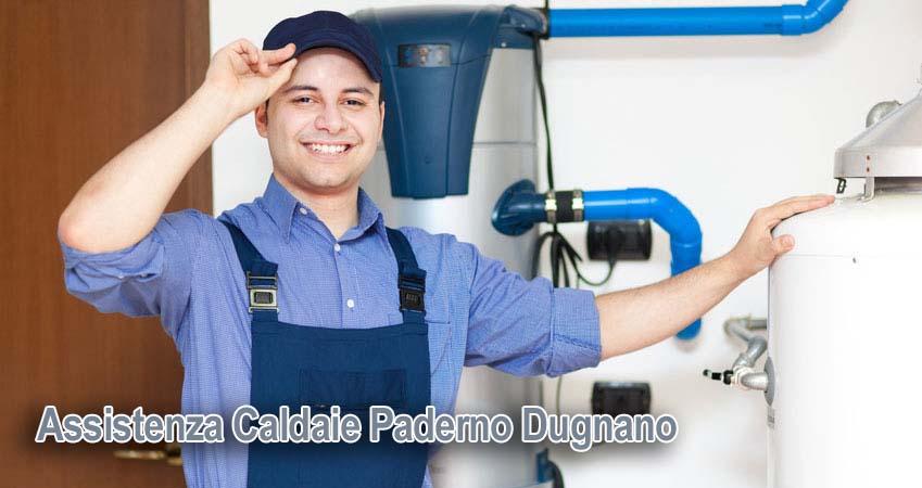 Assistenza caldaie Paderno Dugnano Milano