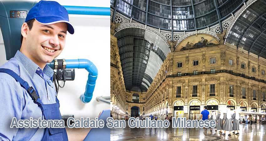 Assistenza caldaie San Giuliano Milanese Milano